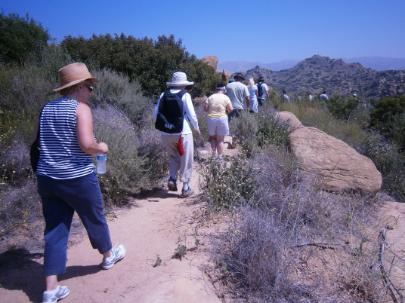 Bildresultat för santa susanna hiking